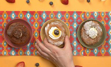 Un dolce per il weekend: le zeppole nella ricetta di Vincenzo Santoro