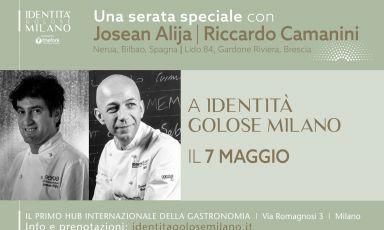 Alija-Camanini, un quattro mani spettacolare a Identità Golose Milano