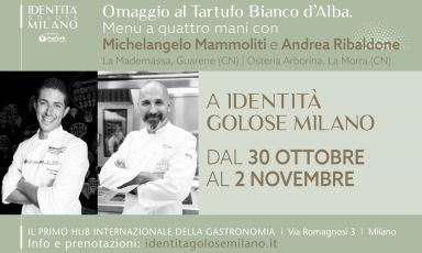 Mammoliti-Ribaldone, quattro cene con sua maestà il tartufo bianco d'Alba