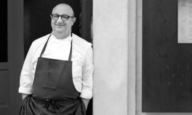Ciccio Sultano, chef del ristorante Duomo di Ragus