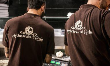 Archestrato di Gela, an intelligent pizzeria in Palermo
