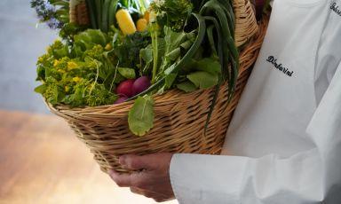 Since March 2020, David Tamburini is the chef at r