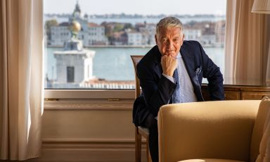 Vincenzo Finizzola, nuovo general manager del Bauer Palazzo, istituzioneveneziana