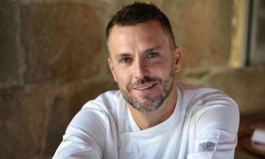 Igor Jagodic, chef del ristorante Strelec di Lubiana, capitale slovena