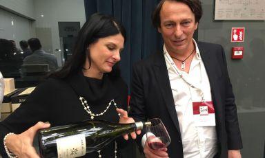Cuzziol: dall'Armenia alla Champagne, dalla Valtellina alla Borgogna