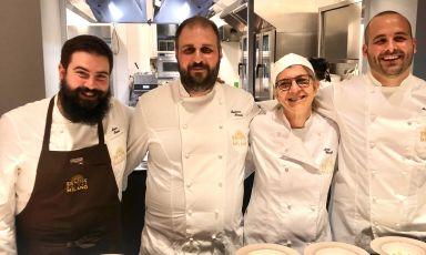 Quattro cuochi ambasciatori delle bontà di Voghera, Tortona e Acqui Terme