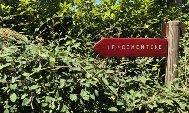 Le Cementine, ristorante incluso nel complesso della H-Farm di Roncade (Treviso), localitàCa' Tron