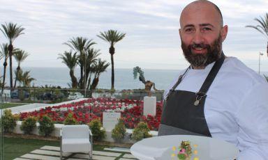Manuel Marchetta, 38 anni, chef del ristorante Mim