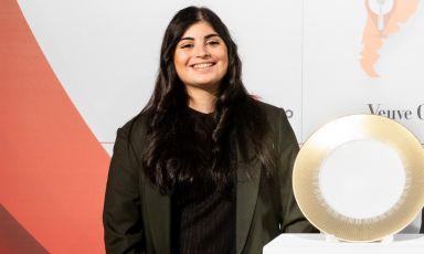 Solaika Marrocco, chi è la cuoca dell'anno per la Guida di Identità