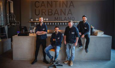 Cantina Urbana: produrre vino a Milano (sui Navigli)