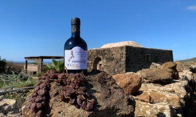 Il Passito di Pantelleria dell'azienda MarcoDe Bartoli2018