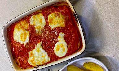Pizza di carne: memorie d'infanzia, soddisfazione assicurata