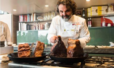 Marco Stabile, chef dell'Ora d'Aria di Fir