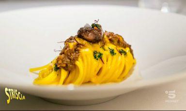 Lo Spaghetto Milano a Striscia la Notizia