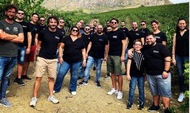 Lo staff diVilla Costanza, via Pietro Bonanno42,Palermo