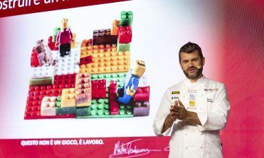 Bartolini, l'evoluzione dello chef imprenditore. E la forza della squadra
