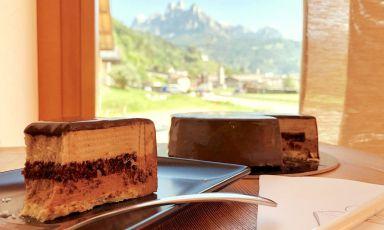 Davide Lucian: Trentino, tecnica e romanticismo. In una pasticceria
