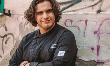 Valerio Braschi, l'enfant terrible ai fornelli del ristorante 1978 di Roma