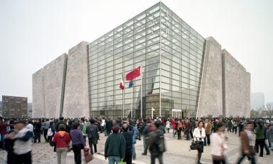 Un Saracino in Cina