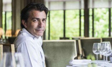 Yannick Alléno, cuoco francese due volte tri-stel