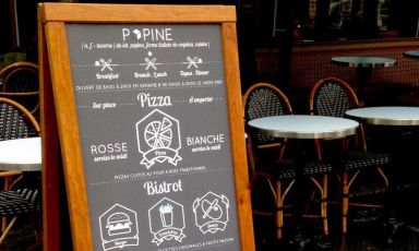 In Paris, 5 places where an Italian chef dines