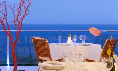 Quattro Passi a Nerano è una delle ventuno deliziose strutture di alta cucina tra Penisola Sorrentina e Cilento