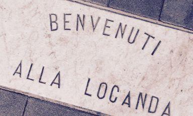 La Locanda degli Eventi a Ronago, proprio sul confine tra Italia e Svizzera