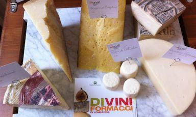 Vini e formaggi di Lombardia