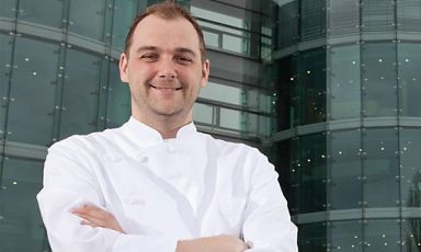 In Manhattan with Daniel Humm