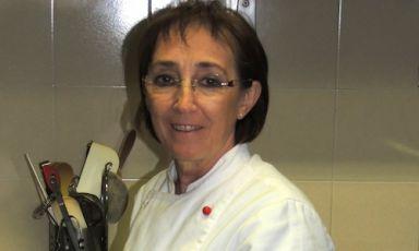 Marta Grassi, chef del Tantrisin corso Risorgimento a Novara, telefono +39.0321.657343,1 stella Michelin dal 1999