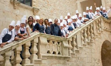 The Med Cooking School weekend