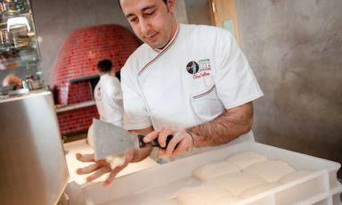 Ciro Salvo's pizza
