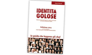 The cover of the eighth edition of Guida di Identità Golose, a compass guiding the readers to signature restaurants in Italy and around the world with awards given to the young stars (published by Mondadori, 19,90 euros). The editorial project will be illustrated tonight at Eataly Smeraldo, starting from 5 pm, during an event open to the public. Starting from 7 pm, 8 chefs will cook in various kitchen stations while at restaurant Alice Viviana Varese and Luca Fantin will orchestrate a 4-hands dinner