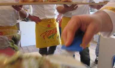 L'esperienza della pizza