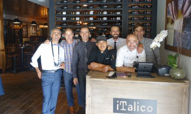 iTalico, great pasta in Palo Alto
