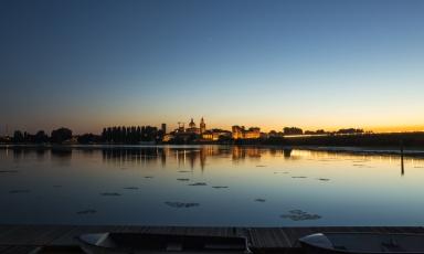Riscoprire Mantova città d'acqua