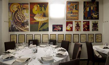 Lacerba, ristorante futurista