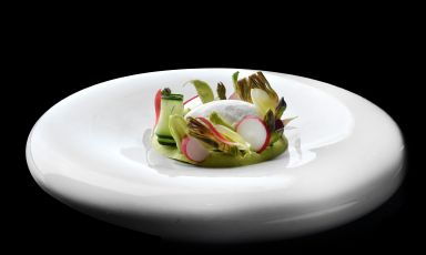 Primavera vegetale: il piatto della rinascita di Davide Cannavino