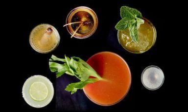 Alcoholic mixtures