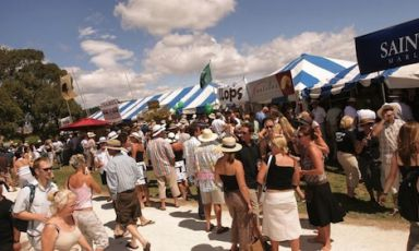 The Marlborough Wine and Food Festival is one of t