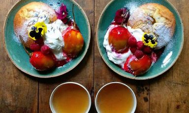 Symmetry Breakfast, with love