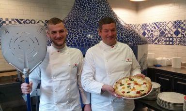 Vesi, la pizza nel DNA