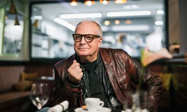 Il mio ricordo di Gianni Frasi. Nei chicchi di caffè aveva condensato la vita