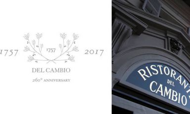 We tasted Baronetto's dishes celebrating 260 years of Del Cambio