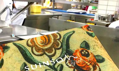 Martellini rilancia con Suinsom, nuova insegna gourmet a Selva di Val Gardena