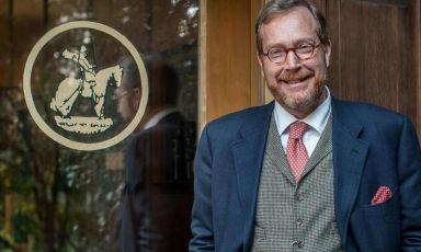 Andrea Sartori, dell'omonima casa vinicola veneta, è da fine marzo presidente del Consorzio Italia del Vino, partner di Identità Golose a Identità Expo