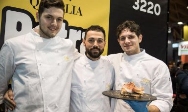 Re di Cuori near Padua, a nice success for the three brothers specialised in delivery pizza