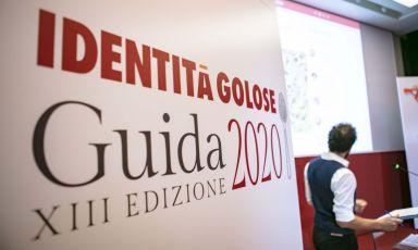 Le fotografie dalla presentazione della Guida dei Ristoranti 2020