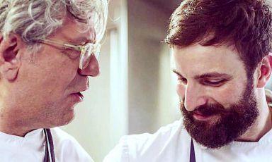 Introducing Stefano de Costanzo, pastry chef with Giorgio Locatelli in London