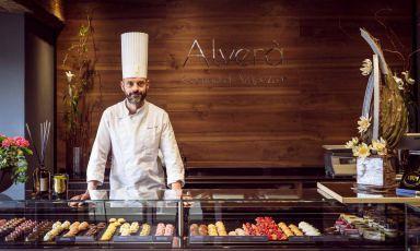 Massimo Alverà mette un Fiocco a Cortina d'Ampezzo